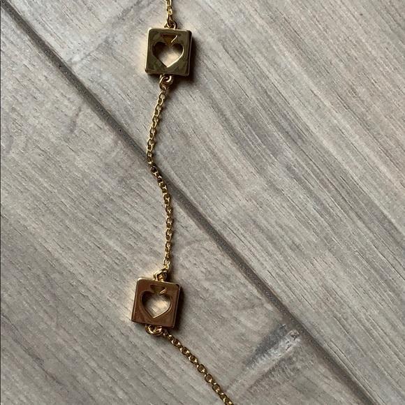 kate spade Jewelry - Kate spade long necklace